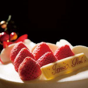 Xmas ショートケーキ