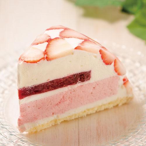 【今月イチオシの新作ケーキ!】ペチカ苺のドーム
