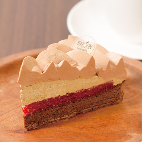 【1月おすすめケーキ】紅茶とショコラのタルト