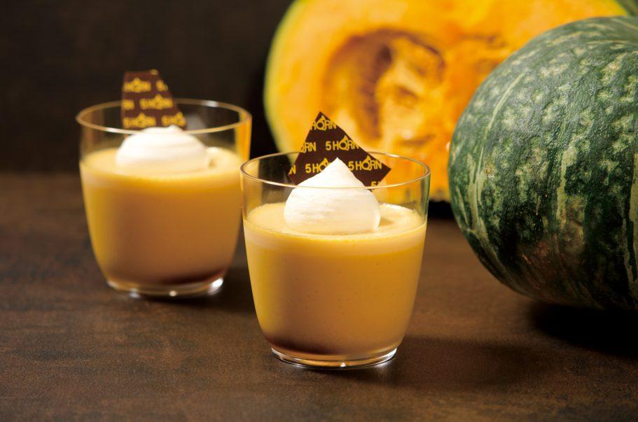 【10月おすすめスイーツ】かぼちゃのプリン