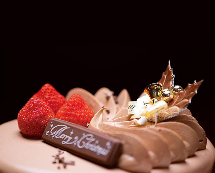 【クリスマスケーキ2020】5HORNロングセラーのチョコレートケーキ
