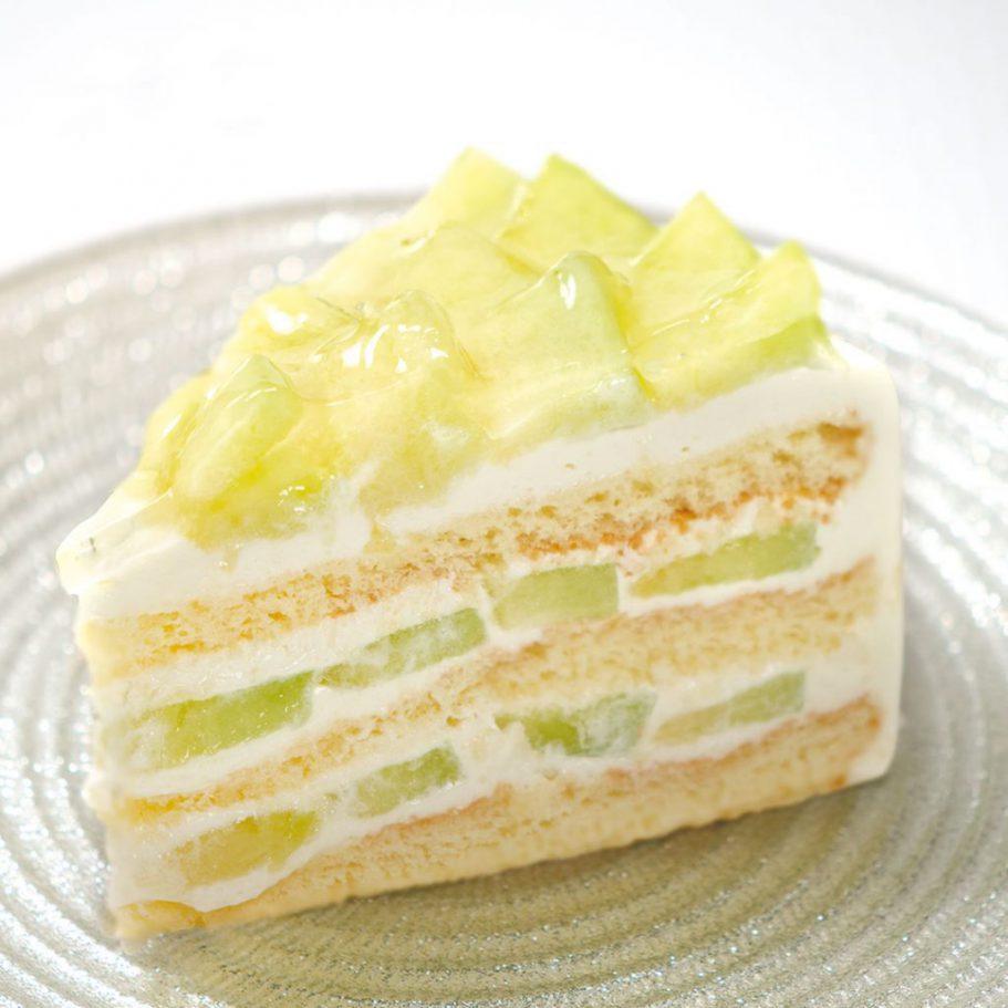 【メロンショートケーキ】LINE・メルマガ会員様限定!先行・特別価格でご予約承ります♩