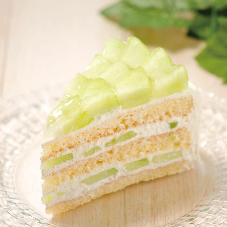 【7月10日より!】いよいよメロンショートケーキ先行予約始まります!