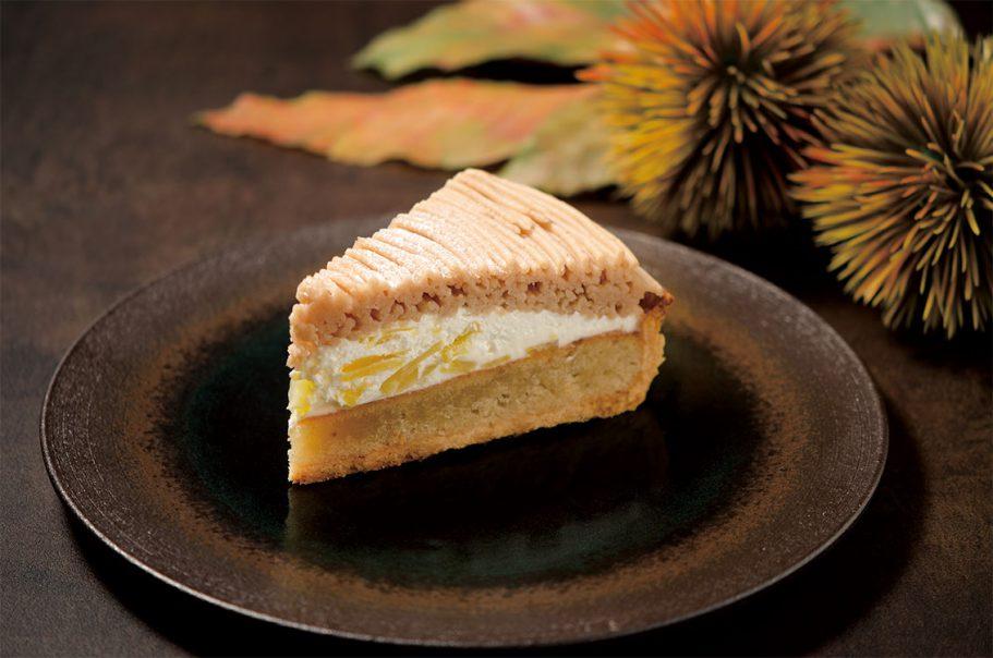 【10月ケーキメニュー】いよいよ秋の味覚♪栗のケーキがSTART♪